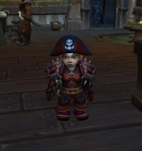Irontide Pirate Disguise Bfa