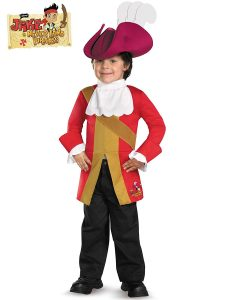 Jack And The Neverland Pirate Costume