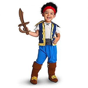 Jack The Neverland Pirate Costume