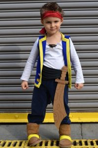 Jake The Pirate Costume For Adults