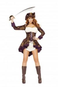 Kinky Pirate Costume