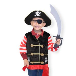 Kohls Pirate Costume