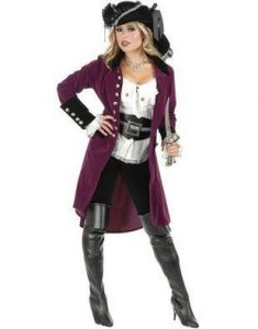 Lady Pirate Costume Accessories