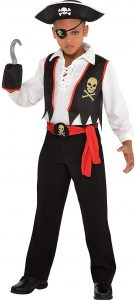 Maiden Voyage Pirate Costume Kit