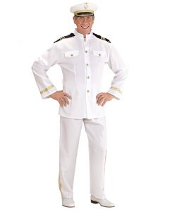 Marine Captain Costume