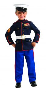 Marine Dress Blue Costume