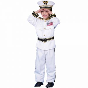 Marine Engineer Costume For Boy