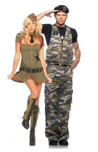 Marine Halloween Costume His And Her