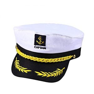 Marine Hat Costume