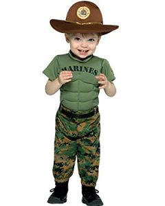 Marine Infant Costume