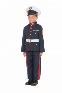 Marine Uniform Halloween Costume