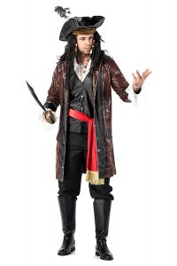Medieval Pirate Costume
