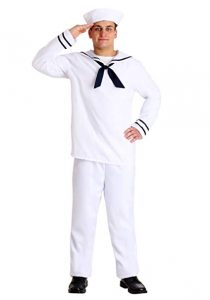 Men Sailor Custome