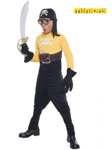 Minion Pirate Costume