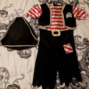 Miniwear Pirate Halloween Costume