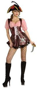 Naughty Pirate Halloween Costume