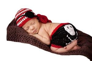 Newborn Pirate Costume