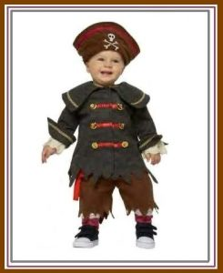Old Navy Pirate Costume