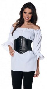 Peasant Blouse Pirate Costume