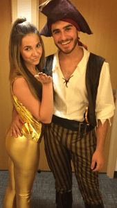 Pirate And Booty Costume