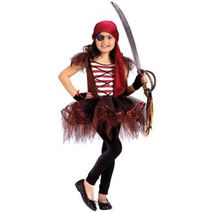 Pirate Ballet Costume