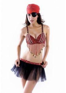 Pirate Bikini Costume