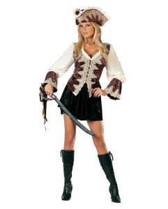 Pirate Bride Costume