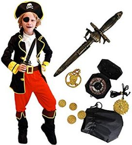 Pirate Costume Accessories Child