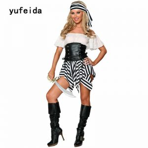 Pirate Costume Adult Women