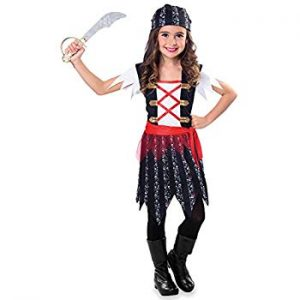 Pirate Costume Age 12