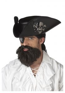 Pirate Costume Beard
