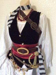 Pirate Costume Belts