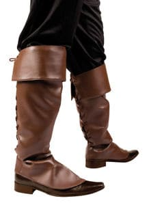 Pirate Costume Boot Covers