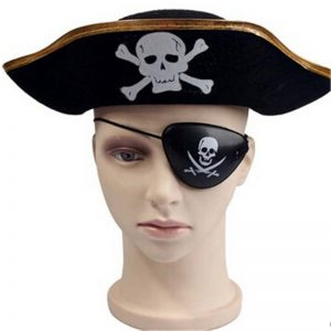 Pirate Costume Eye Patch