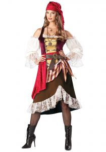 Pirate Costume For Female