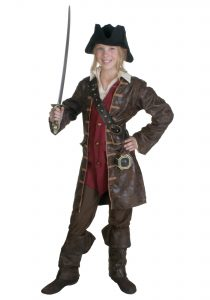 Pirate Costume For Teens