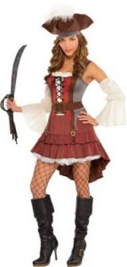 Pirate Costume Girl Party City