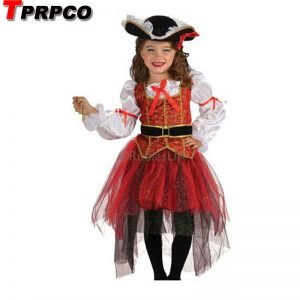 Pirate Costume Kid Girl