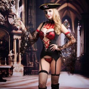 Pirate Costume Lingerie
