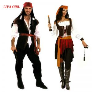 Pirate Costume Male