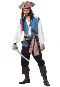 Pirate Costume Man