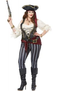 Pirate Costume Plus Size Women