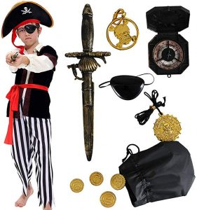 Pirate Costume Purse