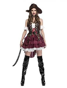 Pirate Costume Skirt