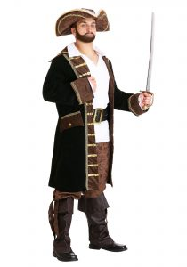 Pirate Costume With Hat
