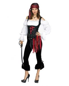 Pirate Costume With Pants