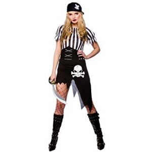 Pirate Costume Xs
