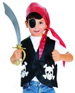 Pirate Dressing Up Costume