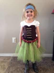 Pirate Fairy Costume Toddler