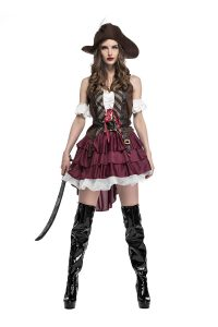 Pirate Female Costume